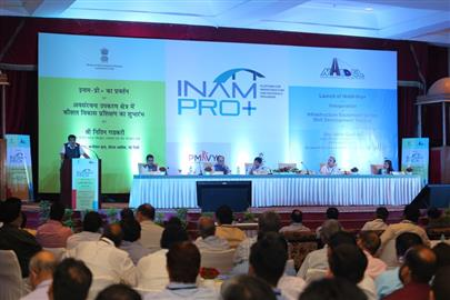 Launch of INAM-Pro+